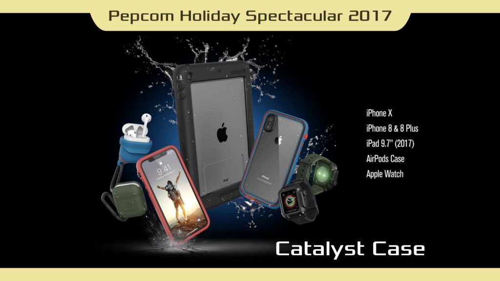 Catalyst Case