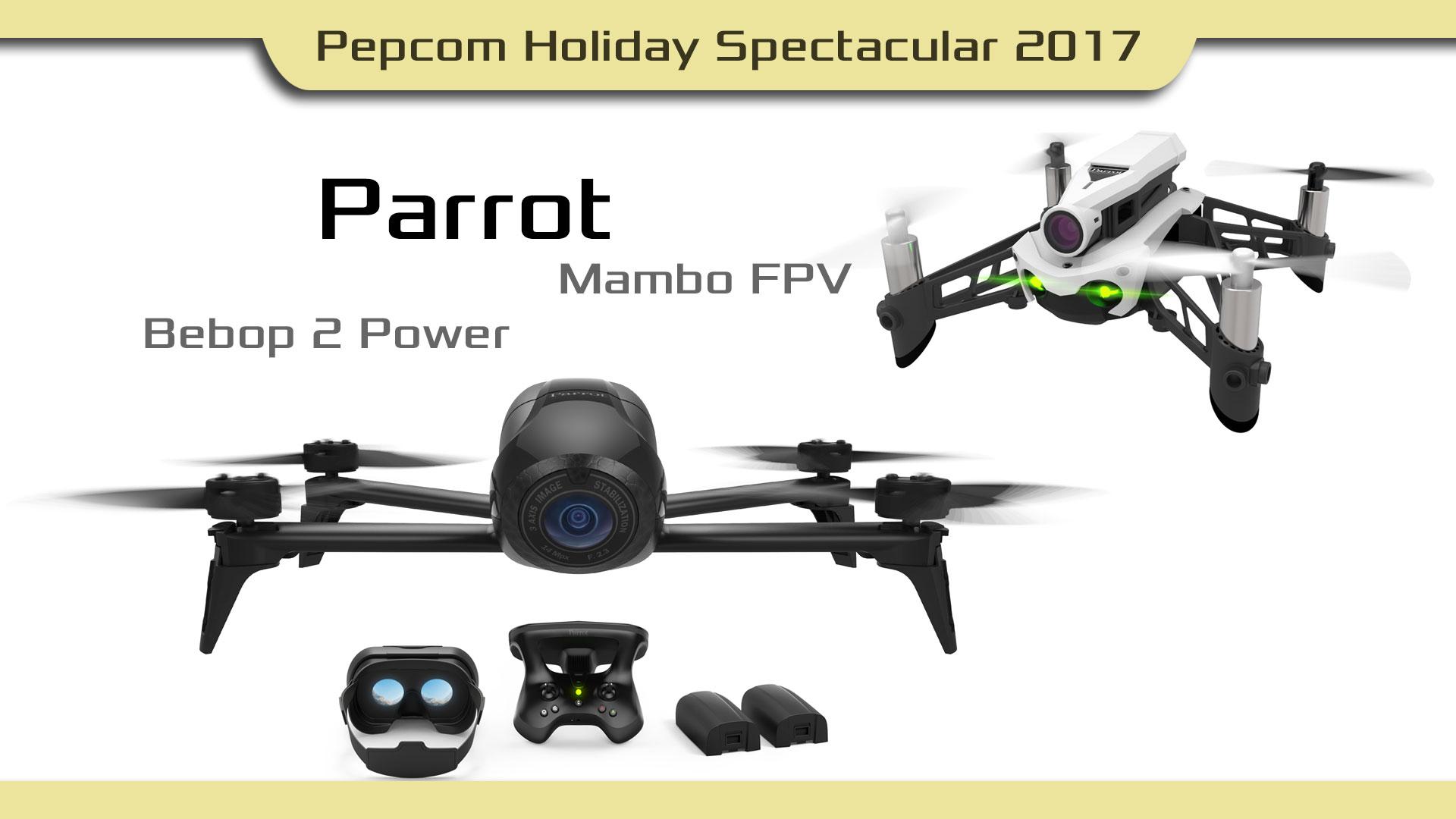Parrot Bebop 2 Power - Mambo FPV
