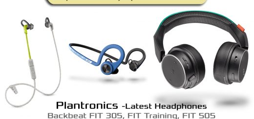 Plantronics Headphones