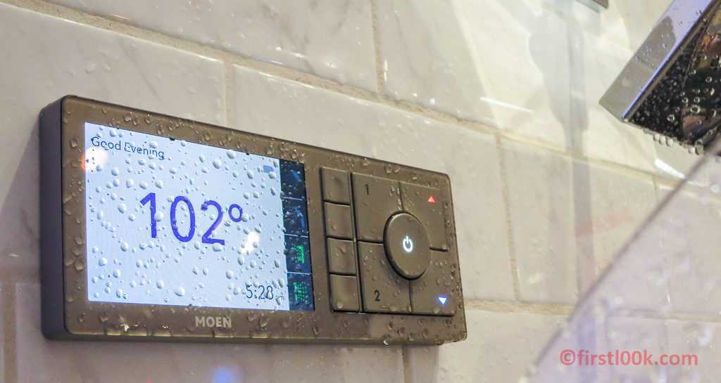 Moen U - Shower Controls