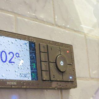 Moen U - Shower Controls