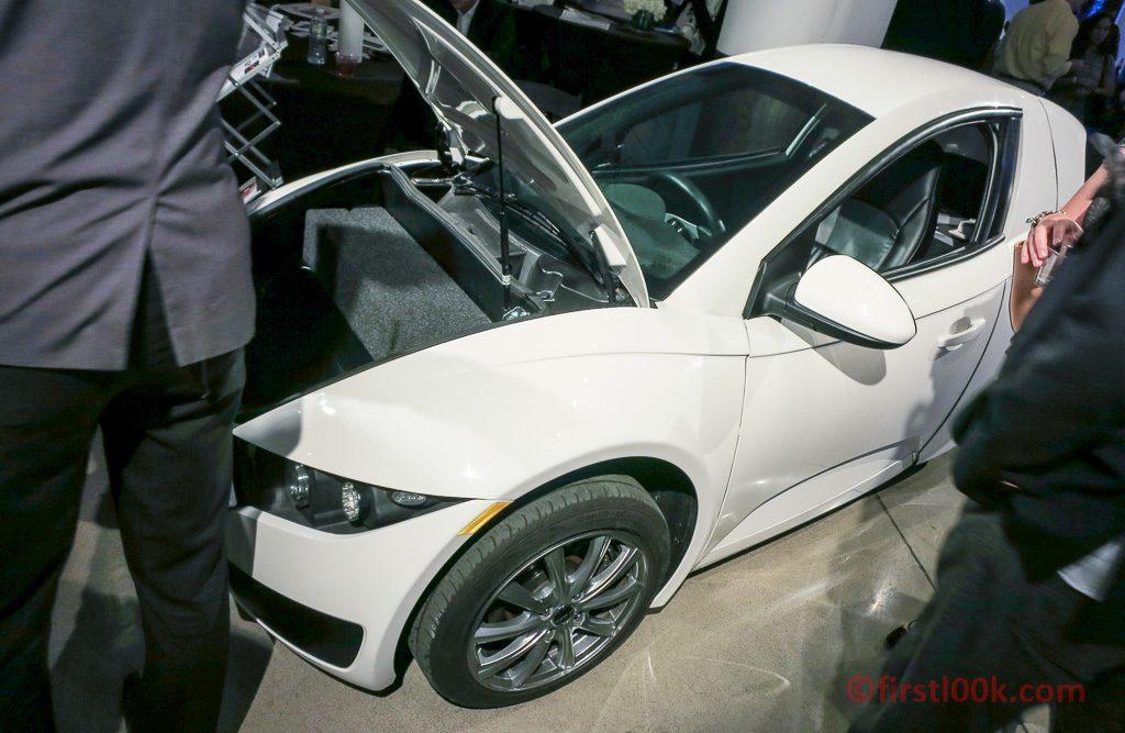 Electra Meccanica Solo electric car