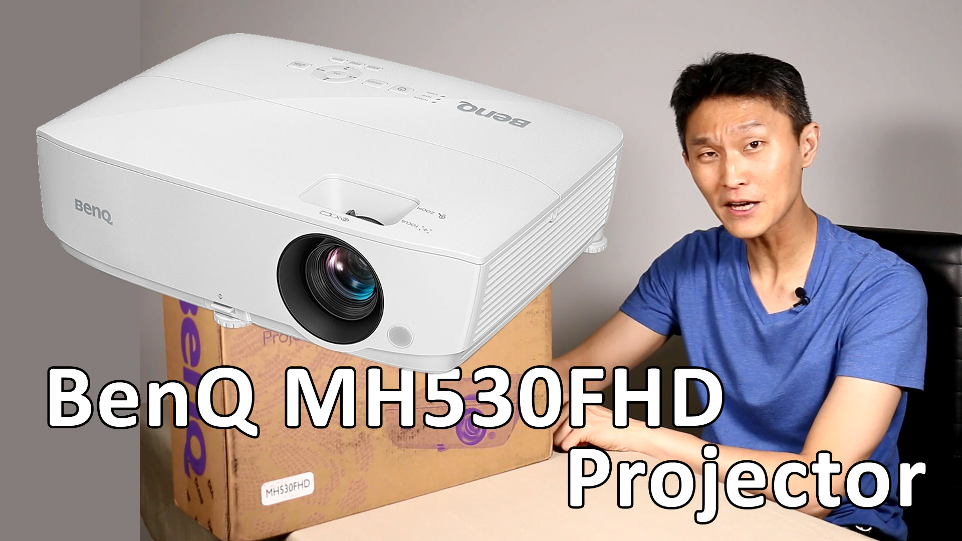 BenQ MH530FHD Projector