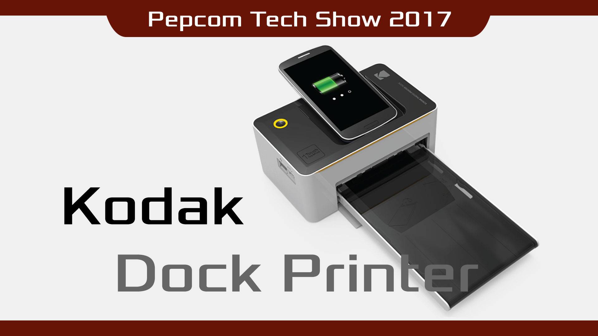 Kodak Dock Printer