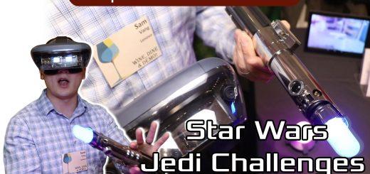Jedi Challenges