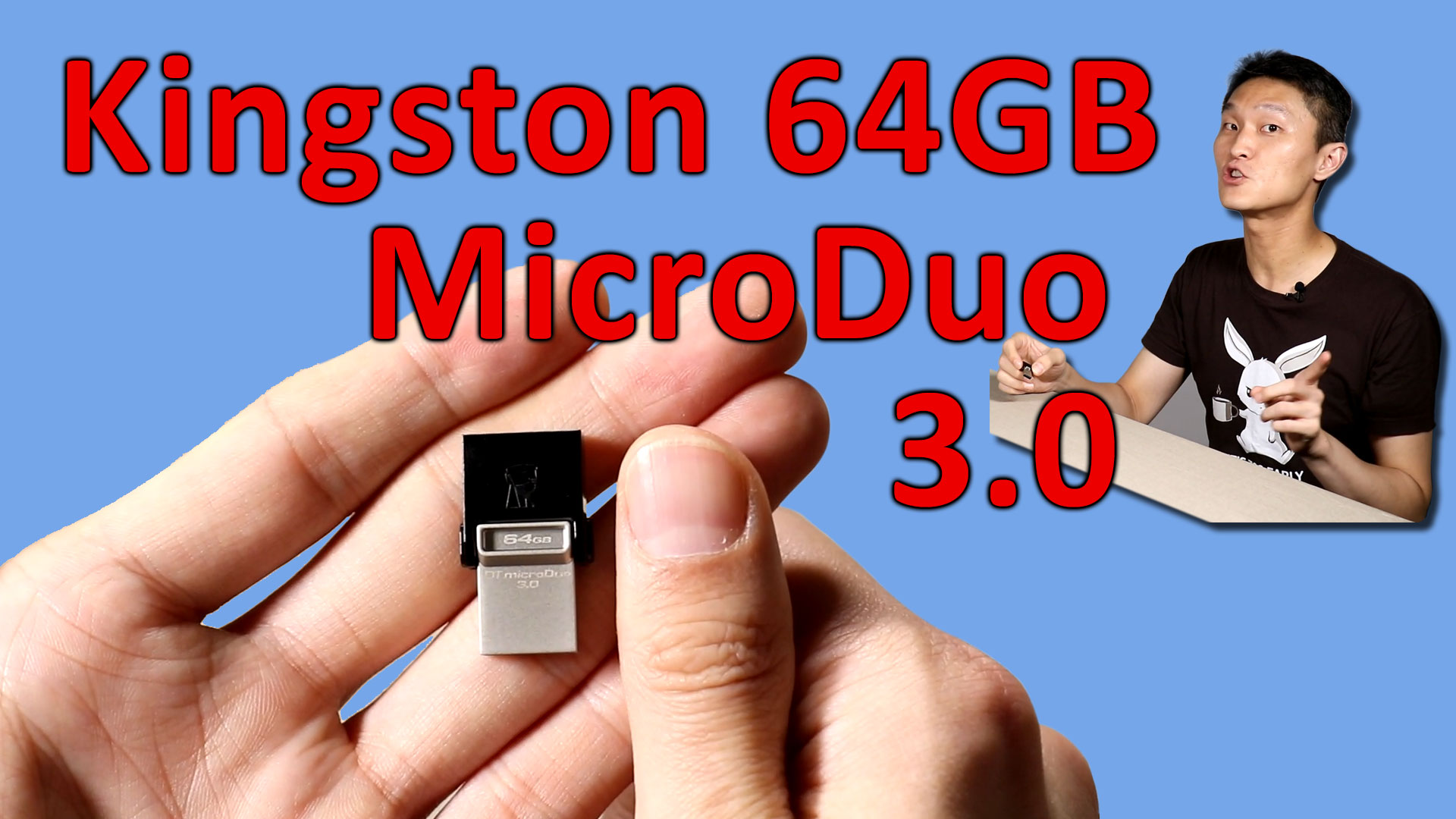 Kingston microDuo 3.0