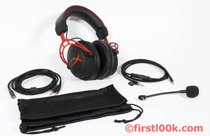 HyperX Cloud Alpha Set