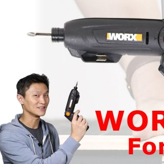 WORX Forcedriver video