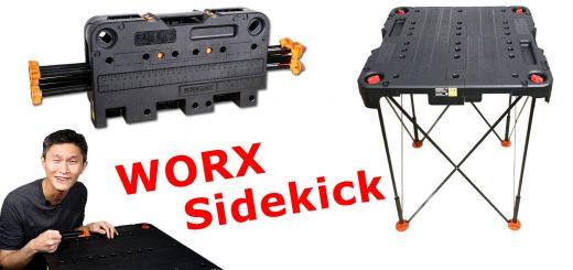 WORX Sidekick Video