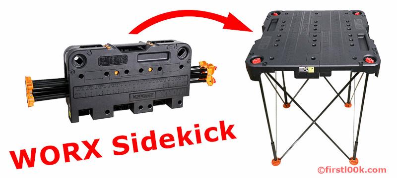 WORX Sidekick