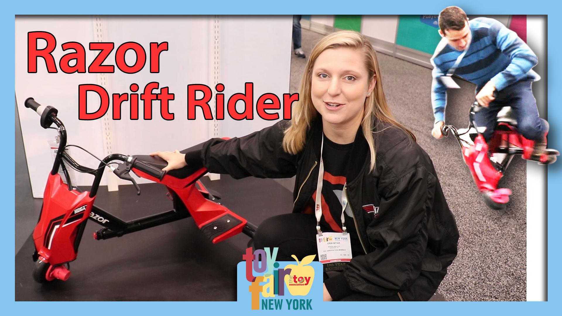 Razor Drift Rider