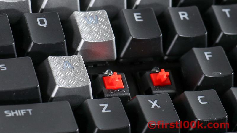 CherryMX Red