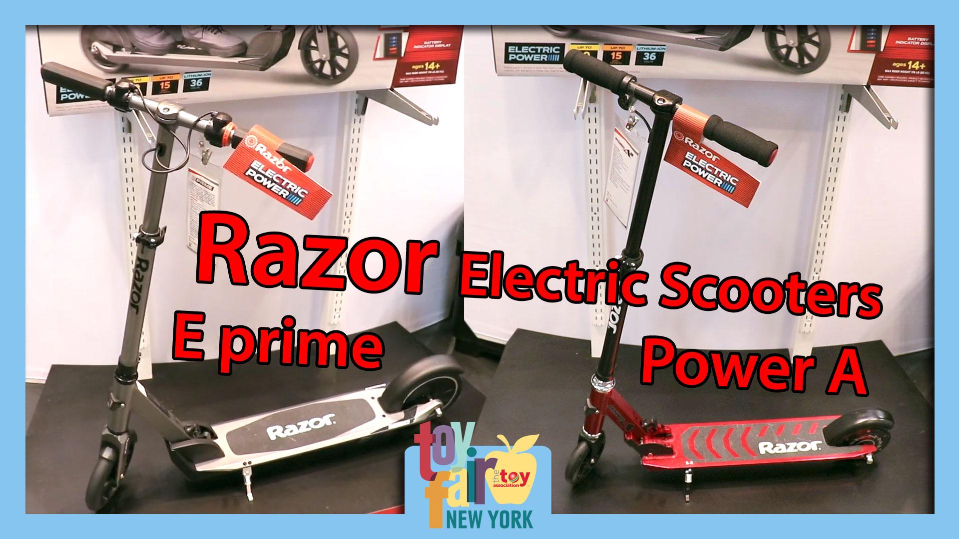 Razor Electric Scooters