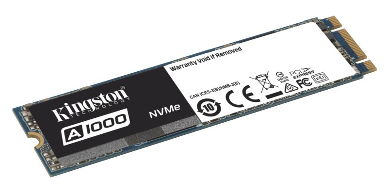Kingston A1000 NVMe SSD