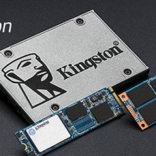 Kingston UV500 SSD