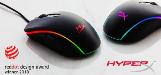 HyperX Pulsefire Surge RGB