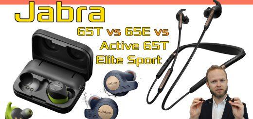 Jabra Elite 65T, 65E, Active, Sport