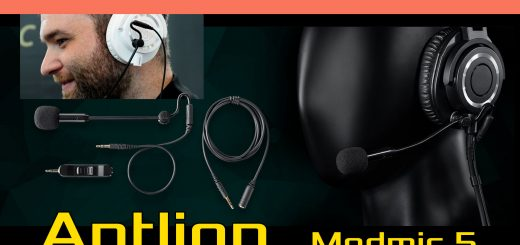 Antlion ModMic 5