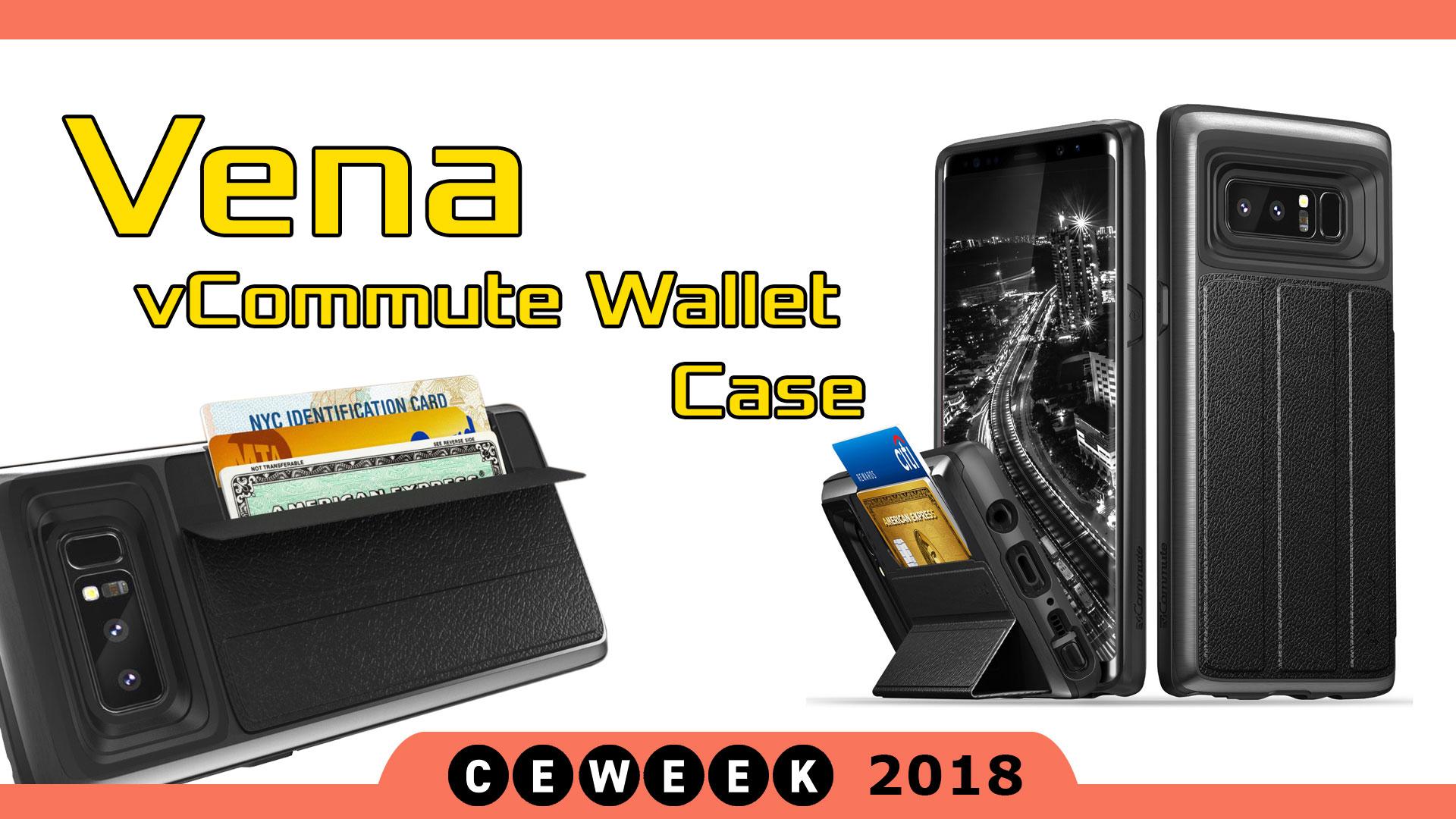 Vena vCommute Wallet Case