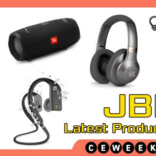 JBL Latest Products 2018