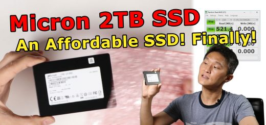 Micron 2TB SSD