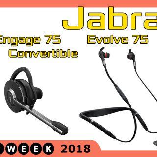 Jabra Evolve 75, Engage 75 (Convertible)
