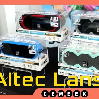 Altec Lansing CE Week 2018