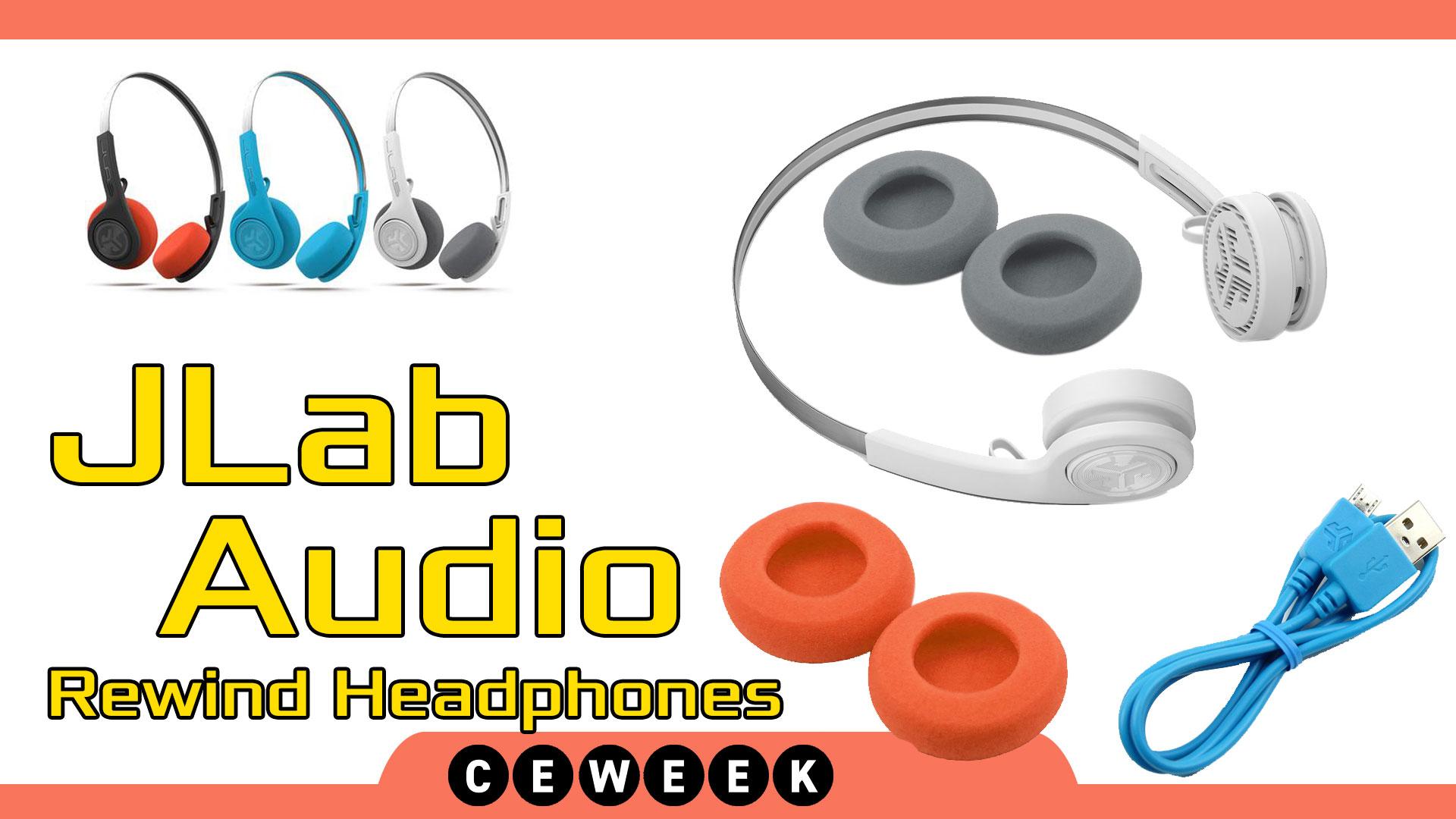 Jlab Audio Rewind Headphones