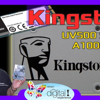 Kingston UV500 & A1000