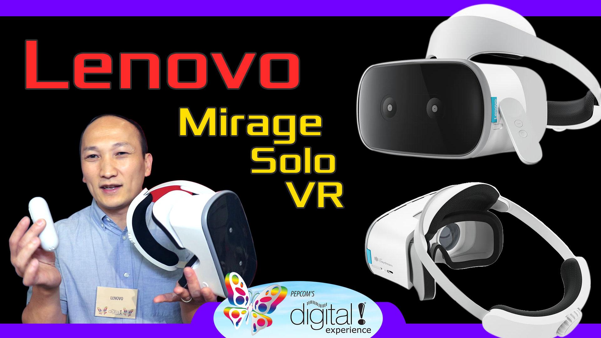 Lenovo Mirage Solo VR