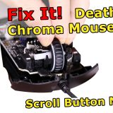 Razer Chroma Mouse Fix