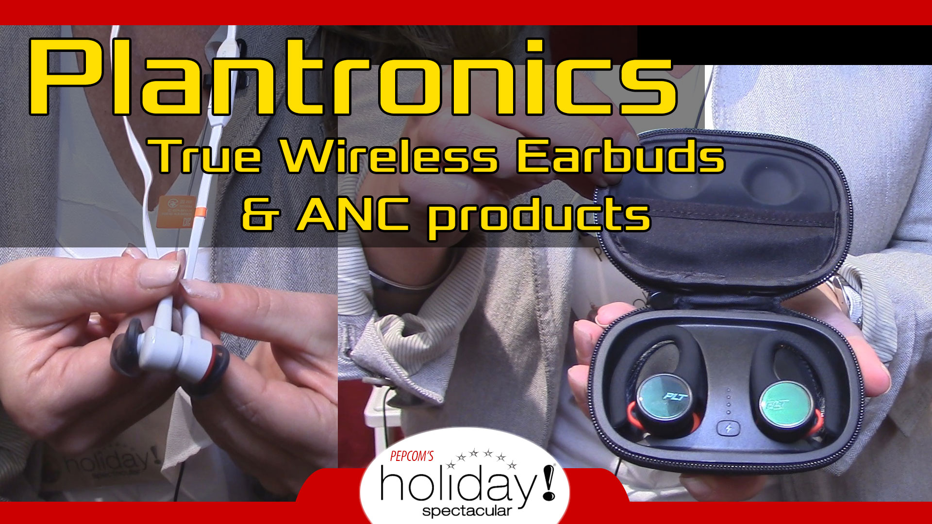 Plantronics True Wireless