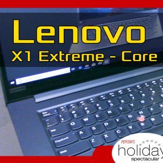 Lenovo X1 Extreme