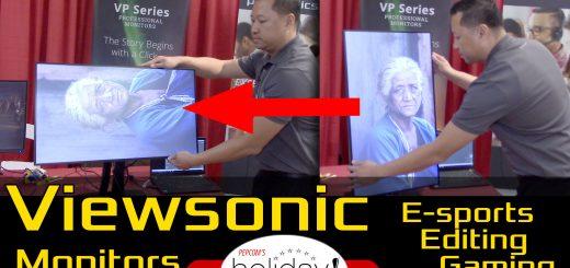 Vewsonic Monitors