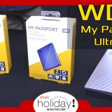 WD My Passport Hard Drive
