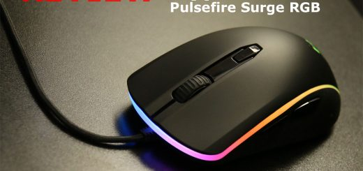 Hyperx Pulsefire Surge RGB Header