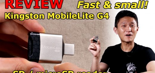 Kingston MobileLite G4 Card Reader