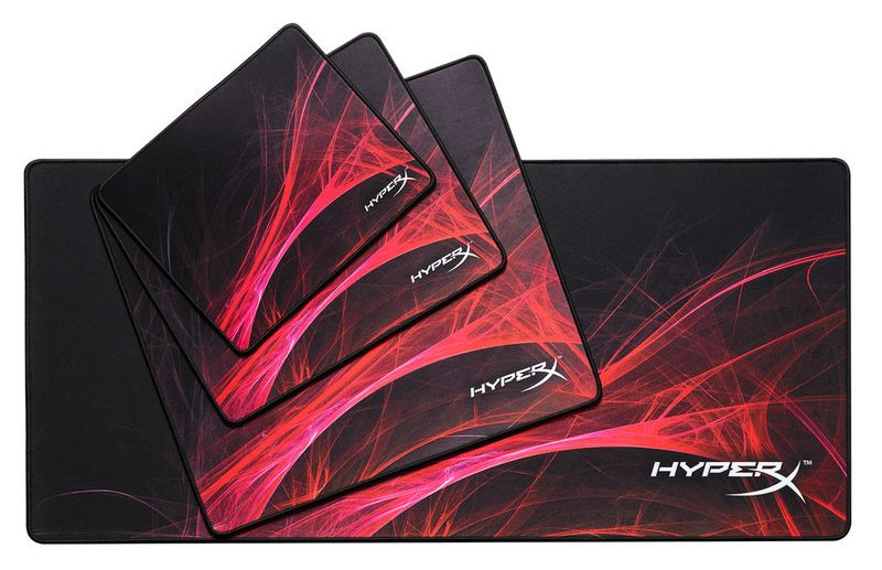 HyperX Fury S (Speed Edition) mousepad comparison