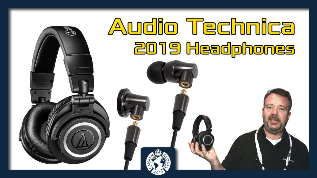AudioTechnica 2019 Headphones