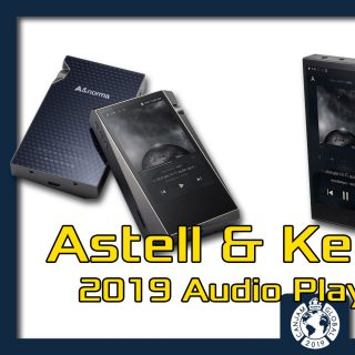 Astell & Kern 2019 Audio Players