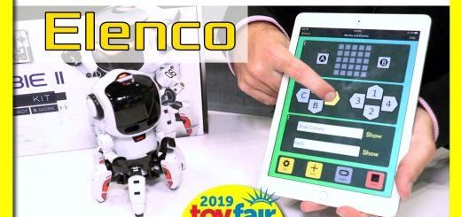 Elenco at ToyFair 2019