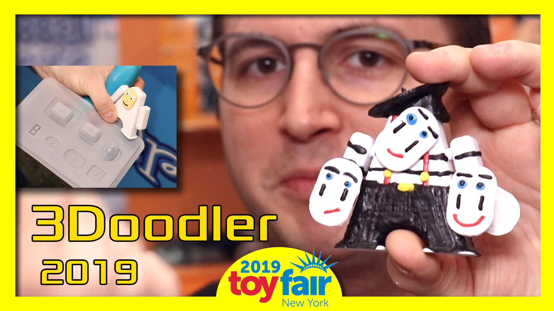 3Doodler at ToyFair19