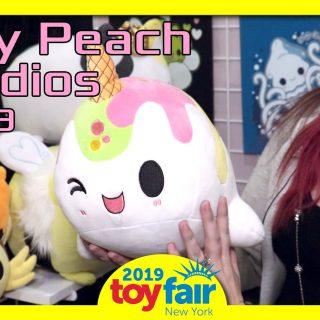 Tasty Peach Studios @Toy Fair 2019