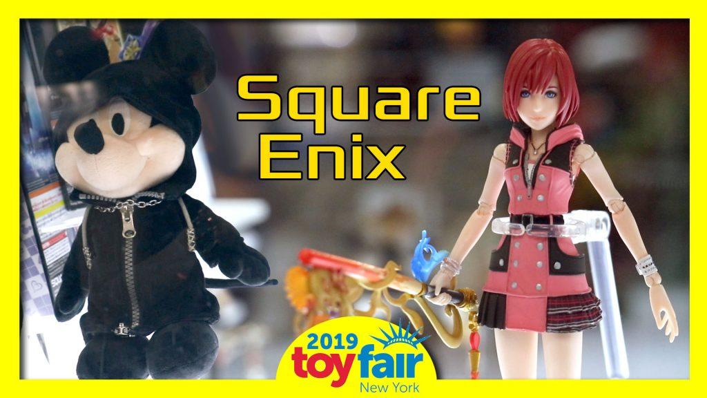 Square Enix ToyFair 2019