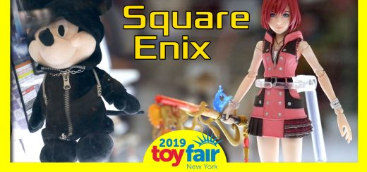 Square Enix ToyFair 2019