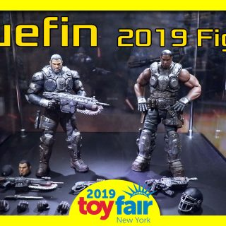 Bluefin @Toyfair 2019