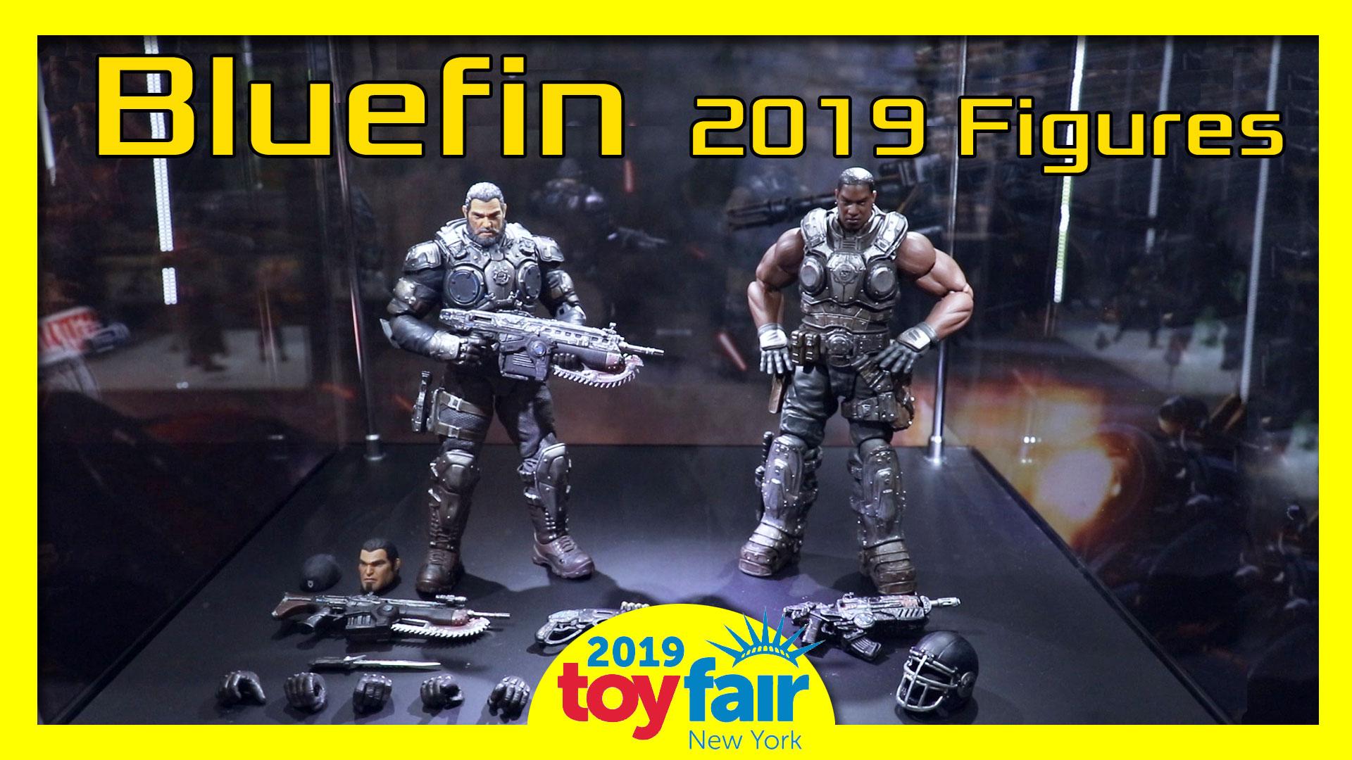 Bluefin @Toyfair 2019