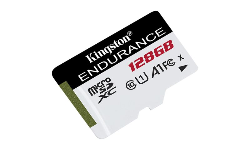 Kingston High Endurance microSD card