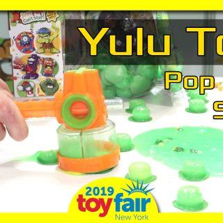 YuluToys @Toyfair 2019