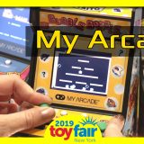My Arcade @ToyFair 2019
